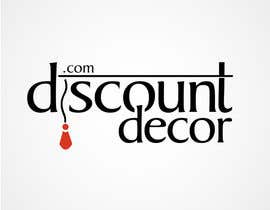 #163 cho Logo Design for Discount Decor.com bởi designer12
