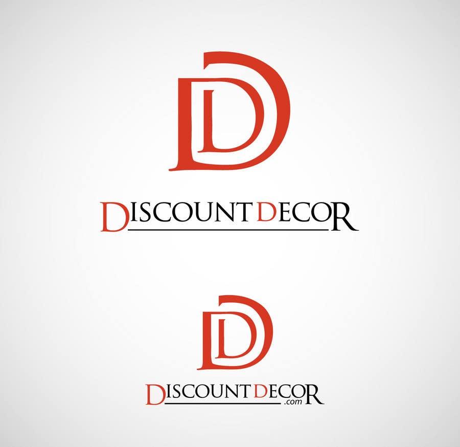 Contest Entry #210 for Logo Design for Discount Decor.com