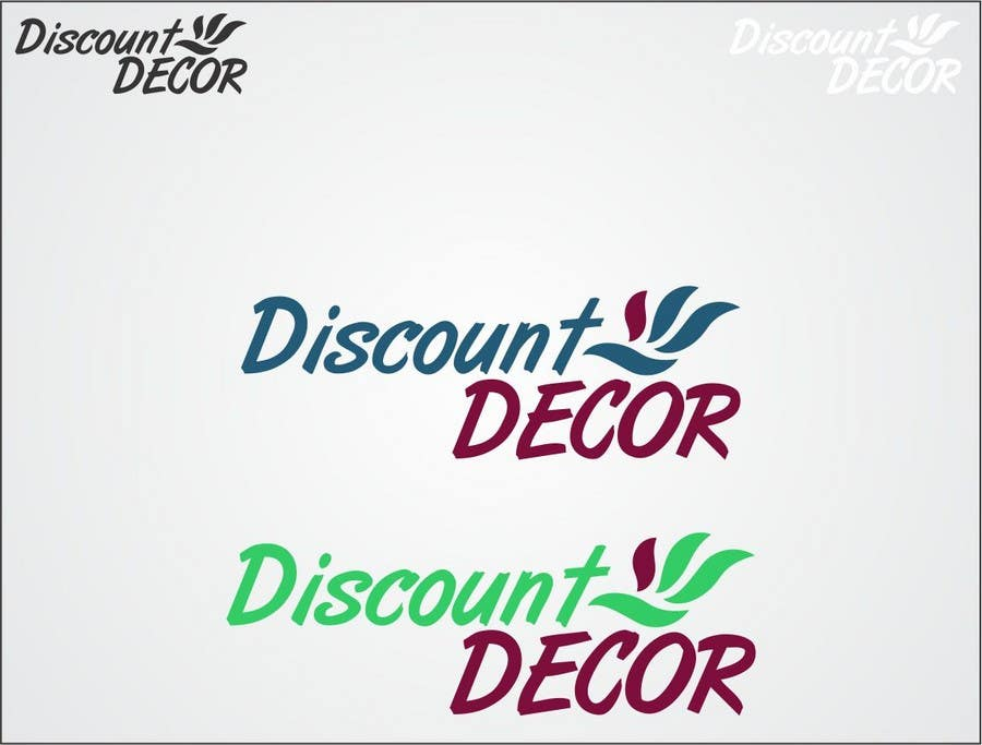 Contest Entry #343 for Logo Design for Discount Decor.com