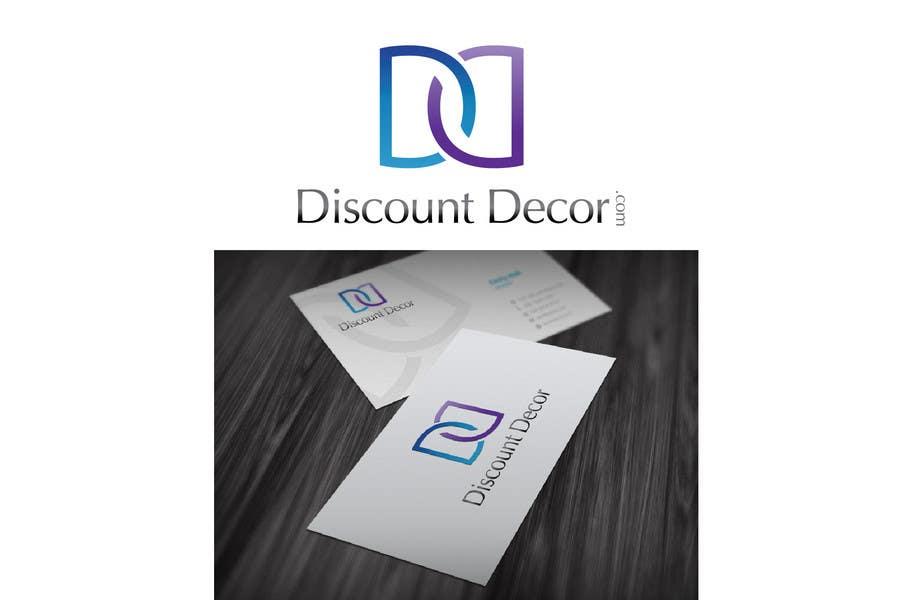 Contest Entry #209 for Logo Design for Discount Decor.com