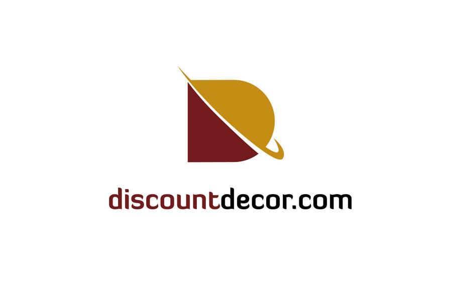 Contest Entry #261 for Logo Design for Discount Decor.com