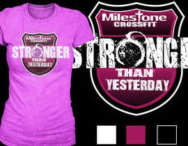 #21 for Design a CrossFit / Fitness T-Shirt for af richisd