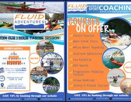 #19 for Design a Flyer for Kayaking Company af d231992
