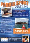 Contest Entry #8 for Design a Flyer for Kayaking Company