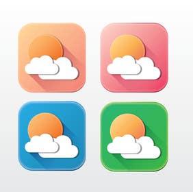 Image of                             Design icon for UV Index applica...
