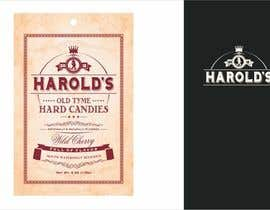 #17 pentru Packaging Design for Old Tyme Hard Candies de către kronokx