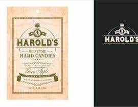 #16 para Packaging Design for Old Tyme Hard Candies por kronokx