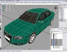 nº 5 pour 3D - Low poly Car model par ivemali