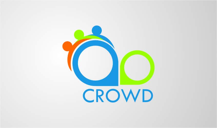 Kilpailutyö #11 kilpailussa Design a Logo for a new App called Crowd