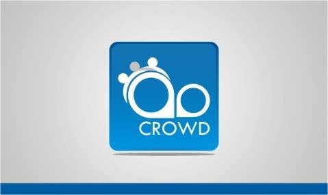 Contest Entry #28 for Design a Logo for a new App called Crowd