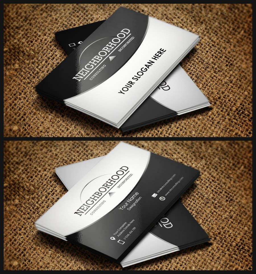 Bài tham dự cuộc thi #25 cho Design a Business Card