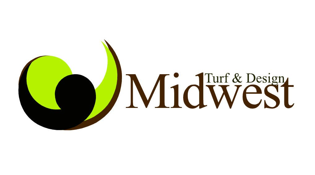 Proposition n°48 du concours Design a Logo for Midwest Turf & Design