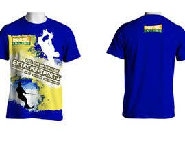 macbmultimedia tarafından Design a Cool T-Shirt for Sponsored Athletes & employees için no 10