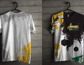 santoz89 tarafından Design a Cool T-Shirt for Sponsored Athletes & employees için no 15