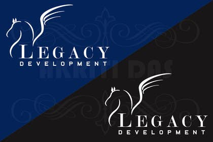 #17 para Design a Logo for Legacy Development por akritidas21