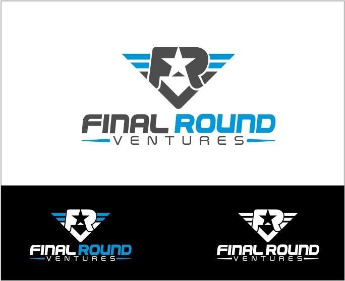 Penyertaan Peraduan #113 untuk Final Round Ventures Logo Design