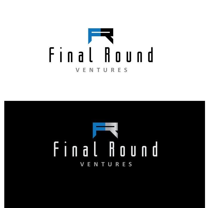 Penyertaan Peraduan #80 untuk Final Round Ventures Logo Design