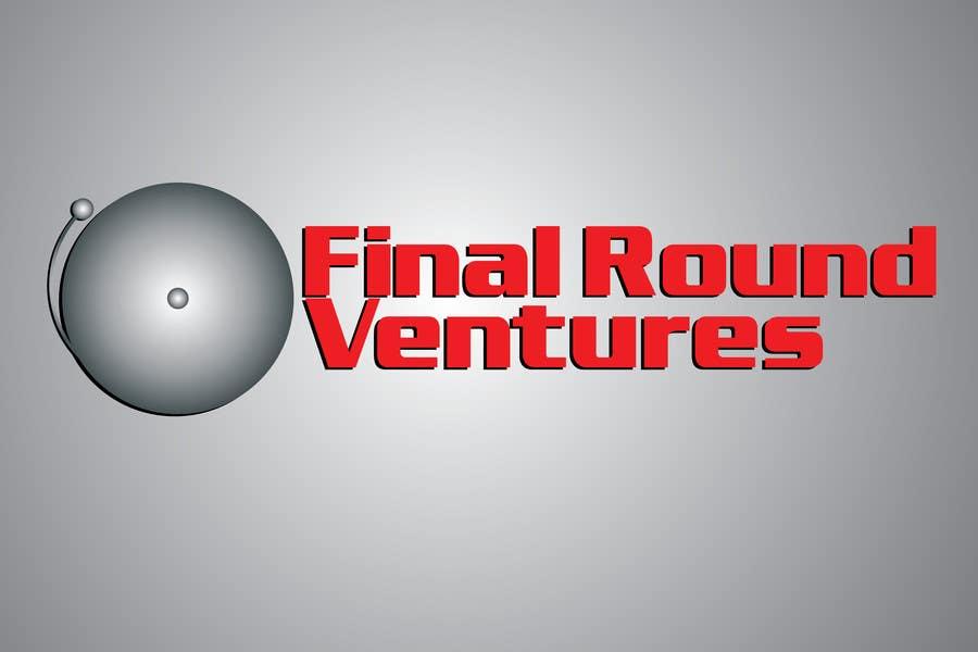Penyertaan Peraduan #14 untuk Final Round Ventures Logo Design