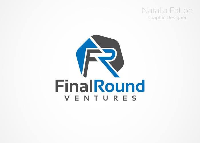 Penyertaan Peraduan #144 untuk Final Round Ventures Logo Design
