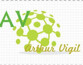 #10 for Design a Logo for arthur vigil af mba09karthik
