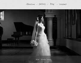 xrevolation tarafından Build a Website for Wedding Photographer için no 6