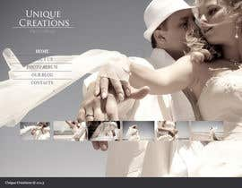 nº 4 pour Build a Website for Wedding Photographer par Ravinderss84