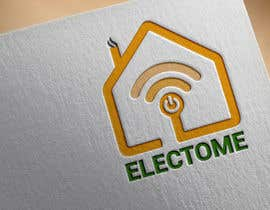"itsr22 tarafından Design a Logo for ""ELECTOME"" için no 5"