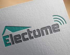 """Runner247 tarafından Design a Logo for """"ELECTOME"""" için no 33"""