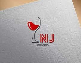 "husainmill tarafından ""LNJ Brands"" Logo Contest - Needed for family business (Wine and Liquor Company) için no 50"