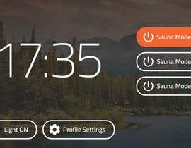 kubocentik tarafından Design - Control Panel for Sauna için no 11
