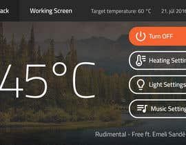 kubocentik tarafından Design - Control Panel for Sauna için no 12