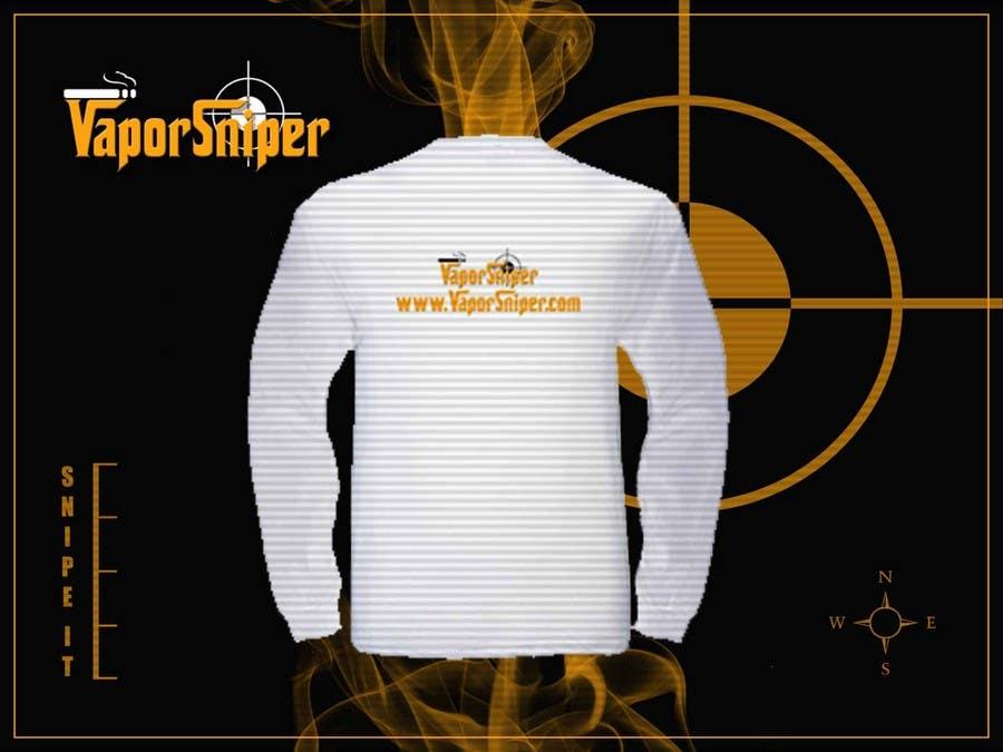#12 for Design A Postcard for Vapor Sniper Wholesale Program, by arturw