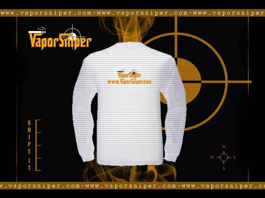 #13 for Design A Postcard for Vapor Sniper Wholesale Program, by arturw