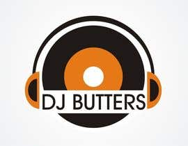 #111 cho Design a Logo for DJ Butters bởi romeshmadushanka