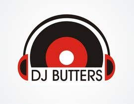 nº 112 pour Design a Logo for DJ Butters par romeshmadushanka
