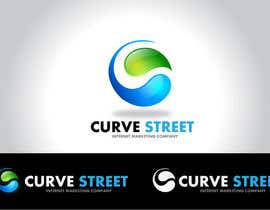 #387 for Logo Design for Curve Street by jijimontchavara
