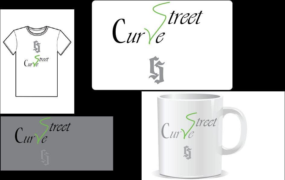 Конкурсная заявка №258 для Logo Design for Curve Street