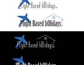 #4 for Design a Logo for Flight Based Holidays af danmiz24