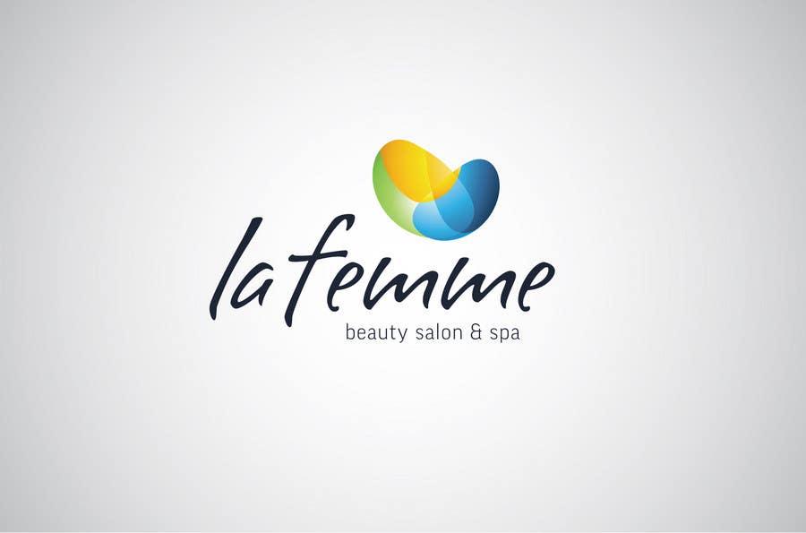 Penyertaan Peraduan #                                        139                                      untuk                                         Logo Design for La FEmme Beauty Salon & Spa