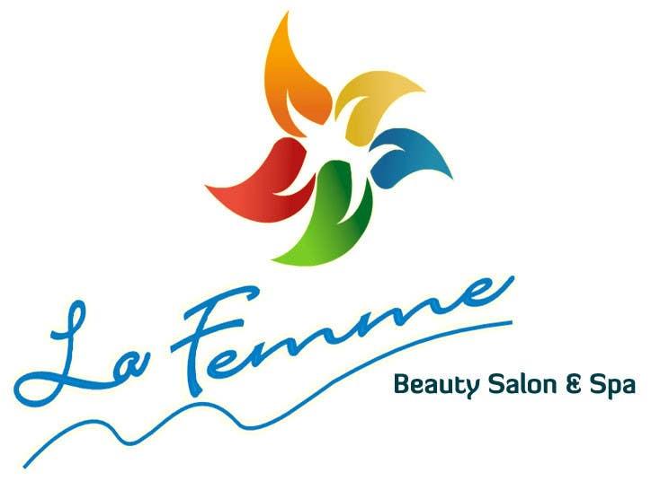 Penyertaan Peraduan #                                        113                                      untuk                                         Logo Design for La FEmme Beauty Salon & Spa