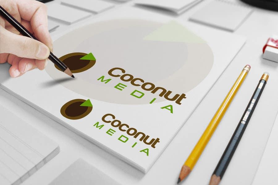 Inscrição nº 29 do Concurso para Design a Logo for Coconut Media