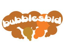Design a Logo for www.bubblesbid.com web site için Graphic Design52 No.lu Yarışma Girdisi