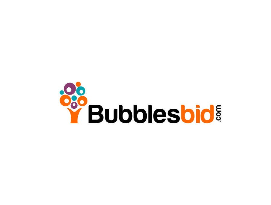 #200 for Design a Logo for www.bubblesbid.com web site by thimsbell