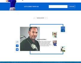 olanloco tarafından Design a Website Mockup için no 59