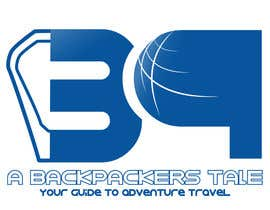 #21 untuk Design a Logo for A BackpackersTale oleh guillex22