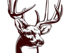 #14 for Whitetail Buck Emblem Design af illogo