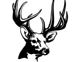 #21 for Whitetail Buck Emblem Design af illogo