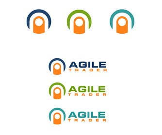 "#155 cho Design a Logo for ""Agile Trader"" (Forex Trading Software) bởi putul1950"