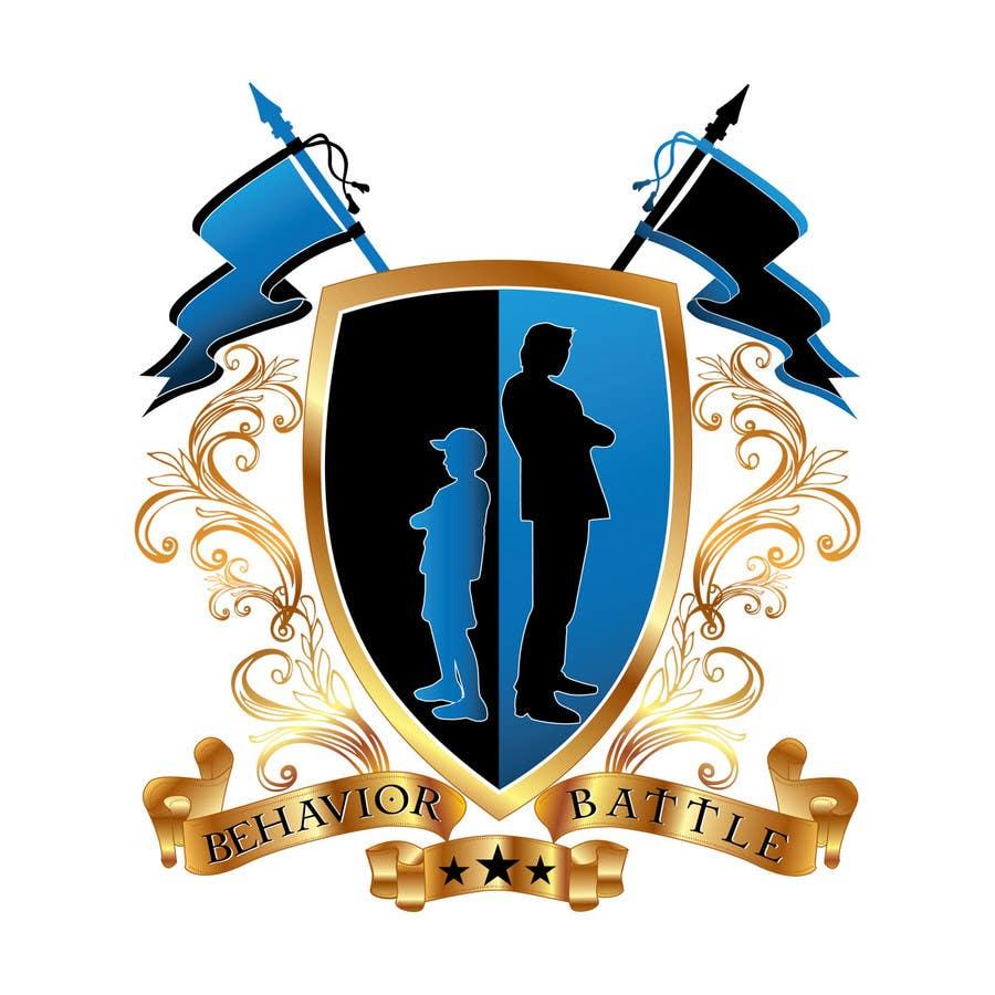 Kilpailutyö #59 kilpailussa Design a Logo for Child Company Medieval Style!