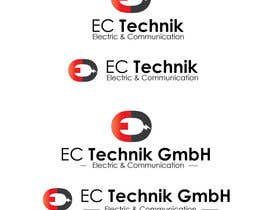 #194 for Design eines Logos for EC Technik GmbH by dindinlx